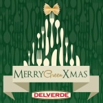 Delverde Green Christmas Icon