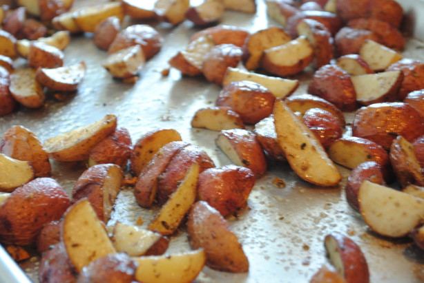 ... potatoes plate of roasted new potatoes oven roasted new potatoes in