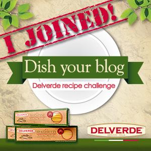 delverde dish your blog badge