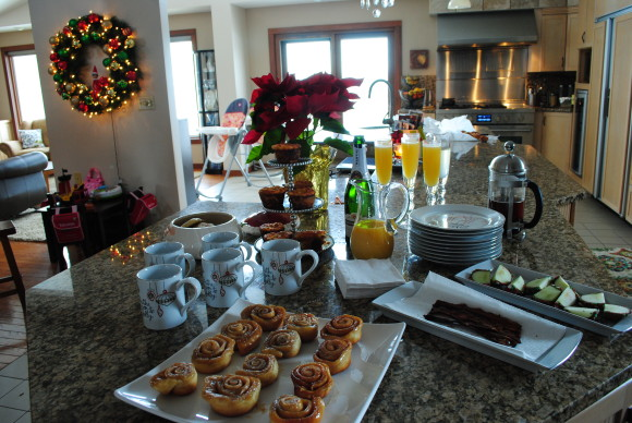 Merry Christmas Morning