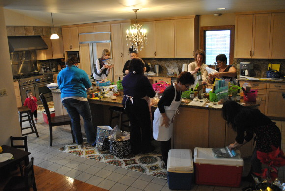 Mediterranean Baby's Freezer Meal Workshop w/Wildtree