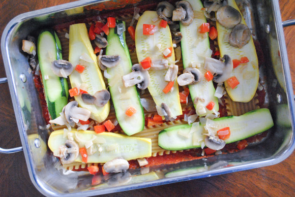 Vegetable Lasagna - Mediterranean Baby (1)