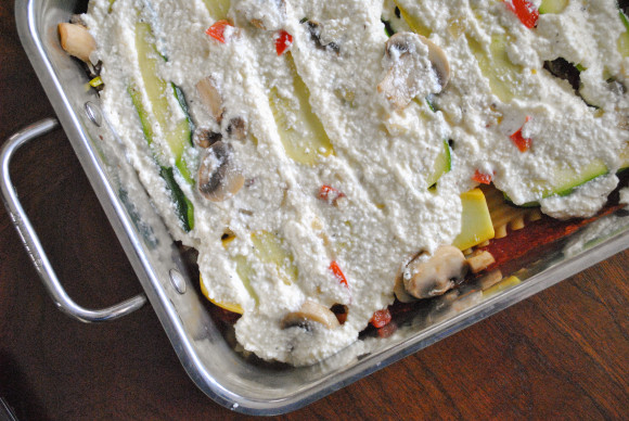 Vegetable Lasagna - Mediterranean Baby (2)