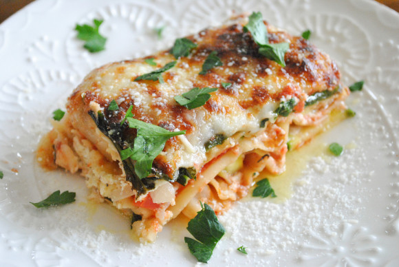 Vegetable Lasagna - Mediterranean Baby (9)