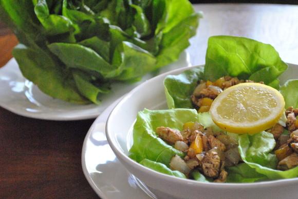 Chicken Lettuce Wraps Mediterranean Baby (12)