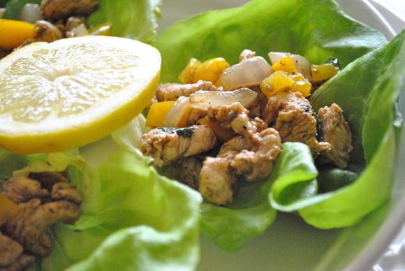 Chicken Lettuce Wraps Mediterranean Baby (9)