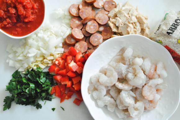 Paella - Mediterranean Baby  Recipe (4)