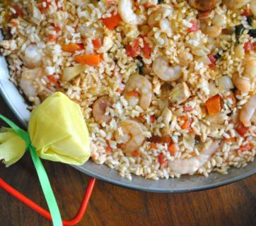 Paella-Mediterranean-Baby-Recipe