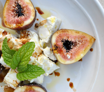 Fig Feta and Mint Salad Mediterranean Baby-10