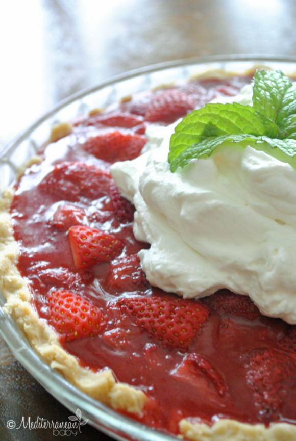 Stawberry-Pie-Mediterranean-Baby