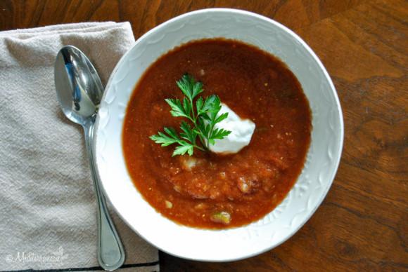 Gazpacho by Mediterranean Baby