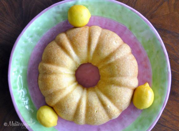 Sparkling Sponge Lemon Lime Sponge Cake by Mediterranean Baby (2 of 4)