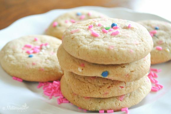 Rainbow Sprinkle Cookies by Mediterranean Baby (3 of 4)