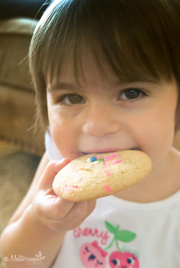 Rainbow Sprinkle Cookies by Mediterranean Baby (4 of 4)