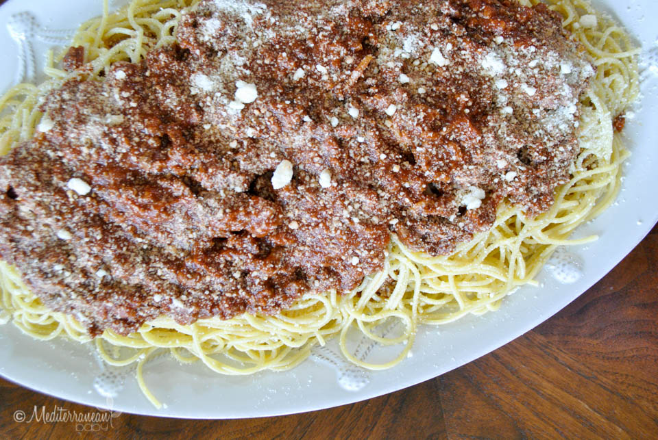 how to make mediterranean pasta