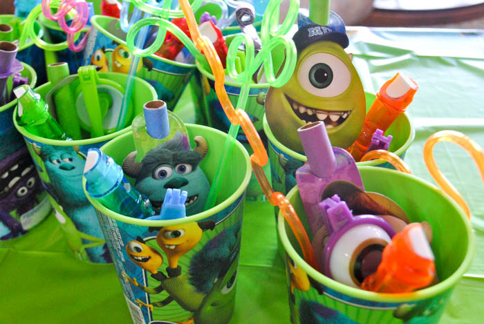 Monsters University Birthday PartyMediterranean Baby Motherhood