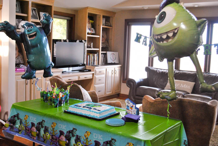 Monsters University Inc mediterranean baby (7 of 14)