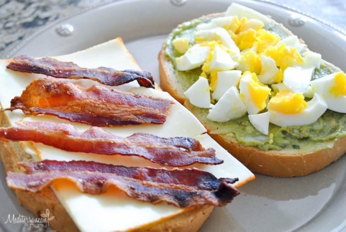Bacon Avocado and Egg white mediterranean baby (2 of 3)