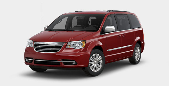 Chrysler Town and Country Touring-L