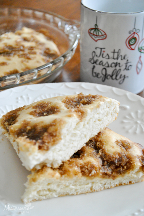 Easy Coffee Cake Mediterranean Baby Nicole Ziccarelli (1 of 2)
