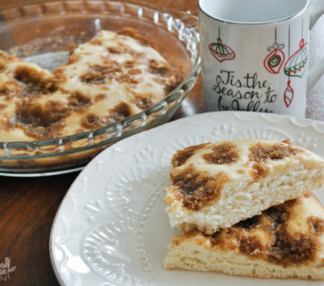 Easy Coffee Cake Mediterranean Baby Nicole Ziccarelli (2 of 2)