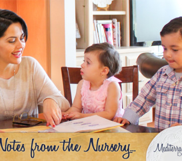 Notes from the Nursery